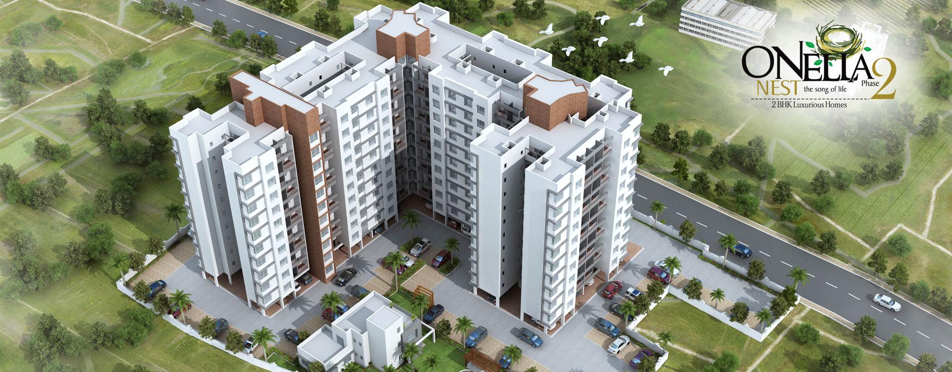 2 BHk Luxurious Homes @ Sus